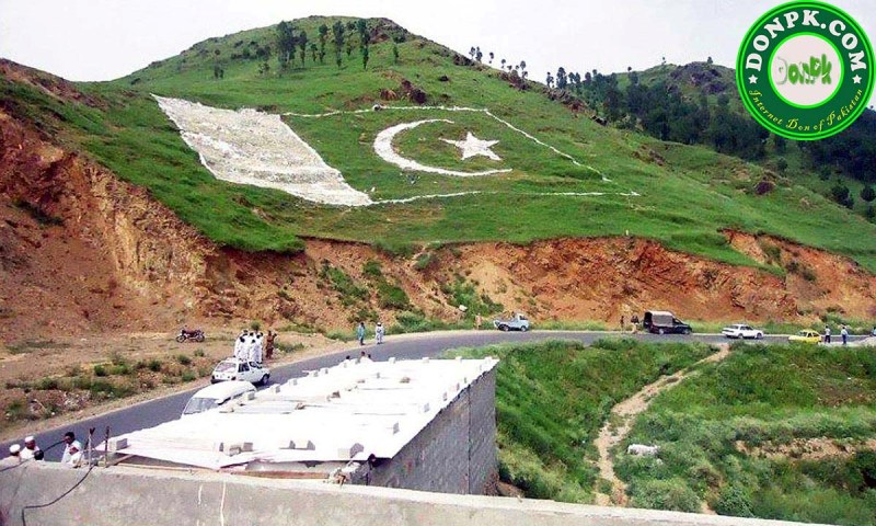 picture of national flag of pakistan