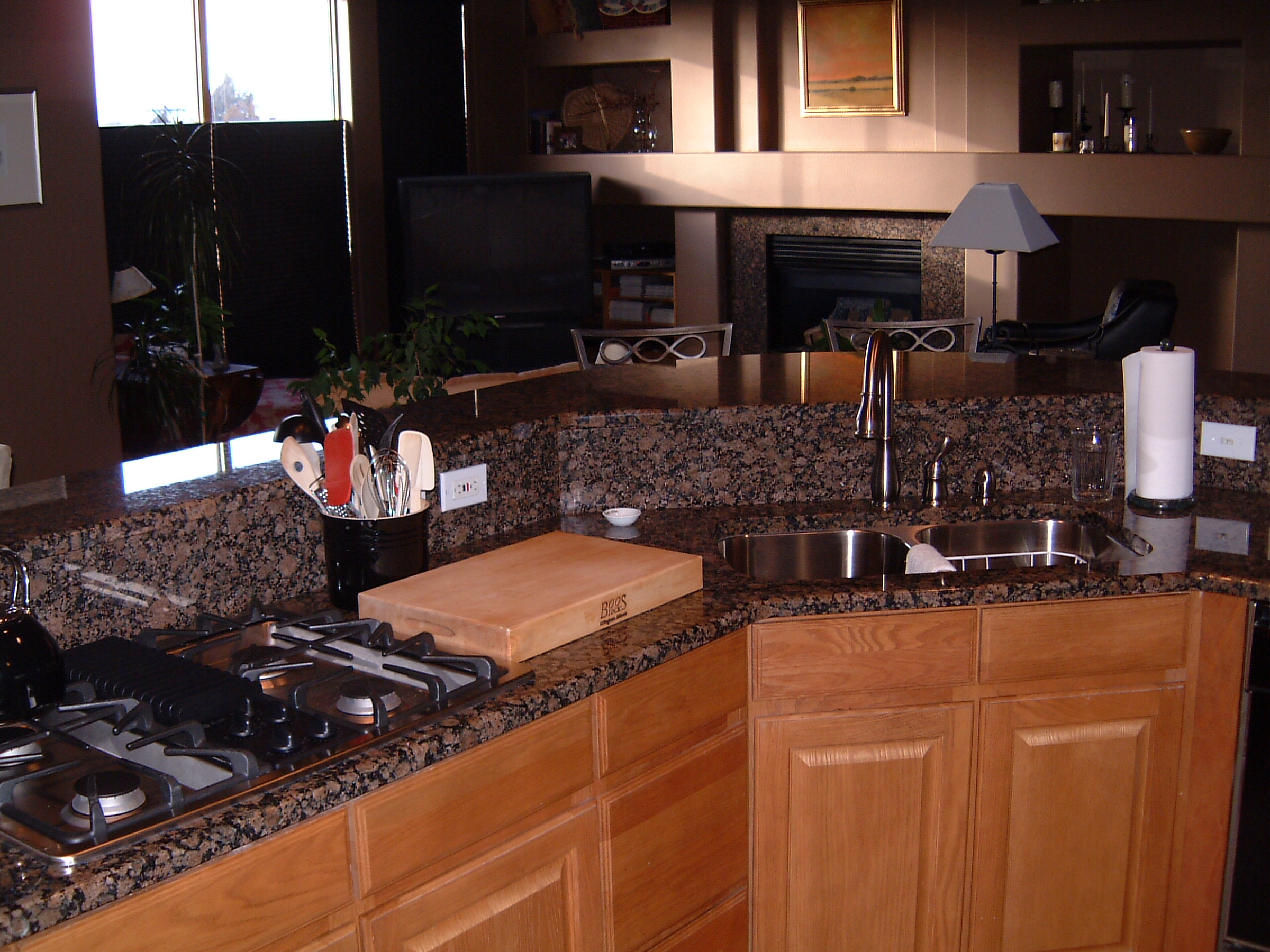 Kitchen Countertop Cabinets Don S Custom Boulder Countertops And Cabinets Kitchen Categories