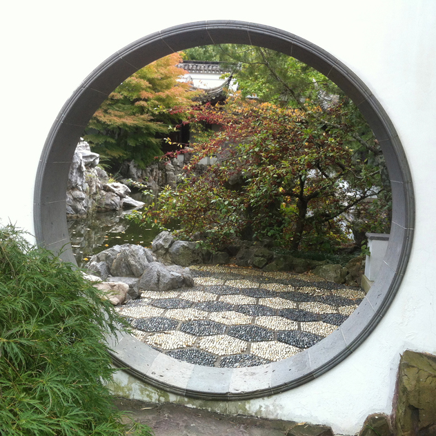 Symbolic Chinese Garden Design Concepts Rooting for Ideas - chinese garden design