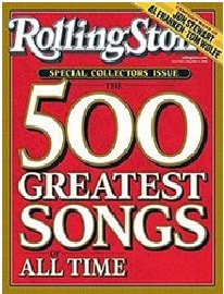 Greatest Songs of All Time: Beyond Rolling Stone