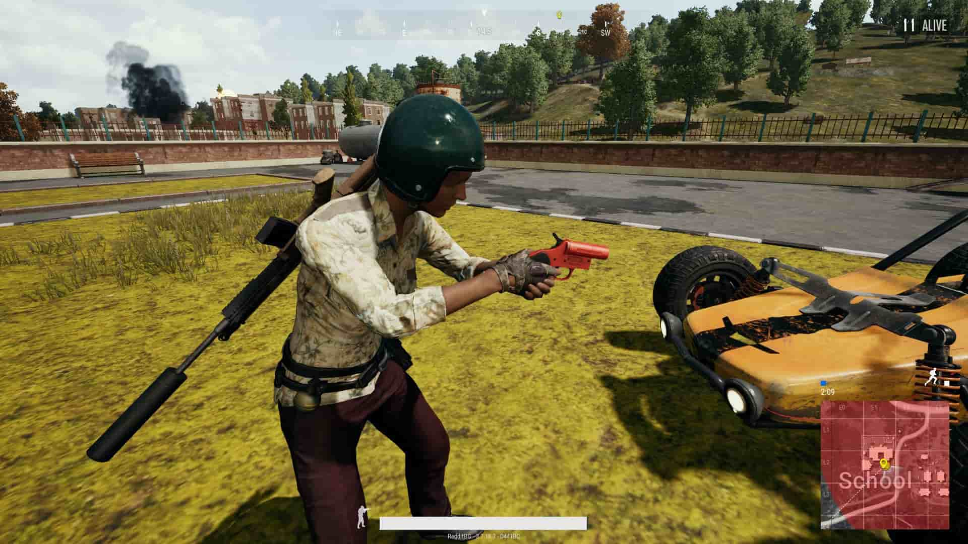 Pubg Multiplayer Pubg Flare Guns Now In Testing Represents A Major Game Changer