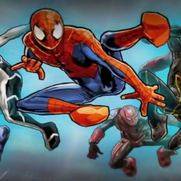 Spider-Man Unlimited slider