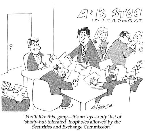 securities and exchange beeper