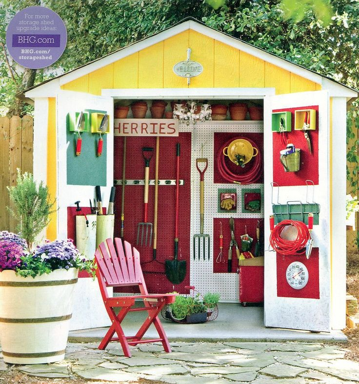 Gartenhaus Schwedenstil Doodlemoose Designs | Someday I'll Have The Shed Of My Dreams…