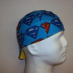 Super Man Welding Cap
