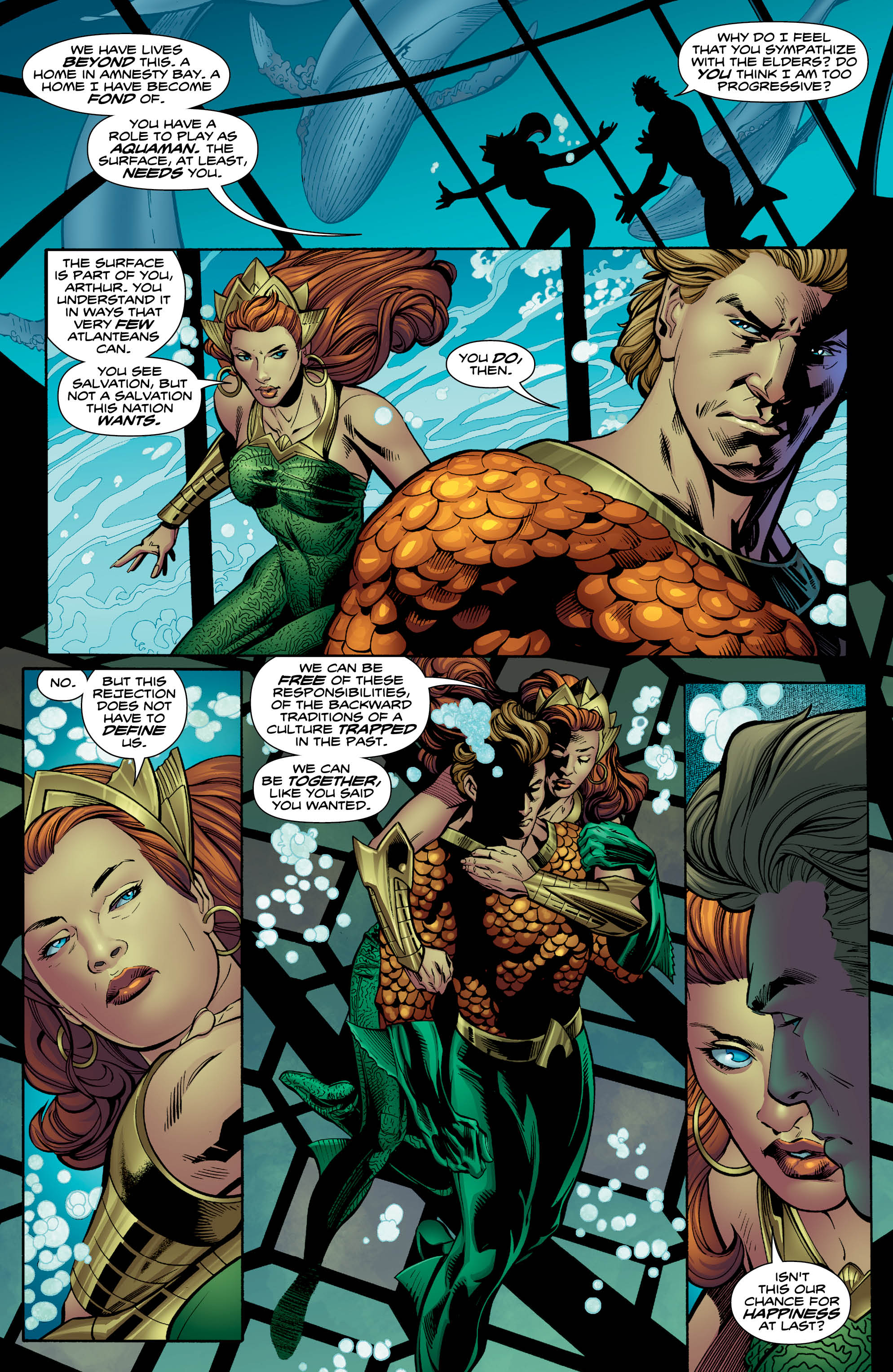 Pinterest Wallpapers Fall Arthur And Mera Act Like Dang Grown Ups In This Exclusive