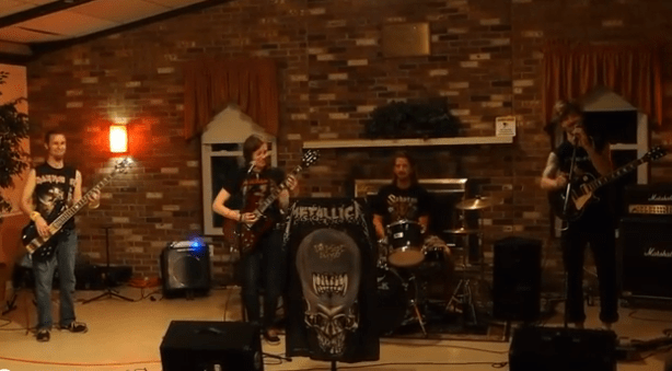Metallifun plays Metallica (and other metal songs)