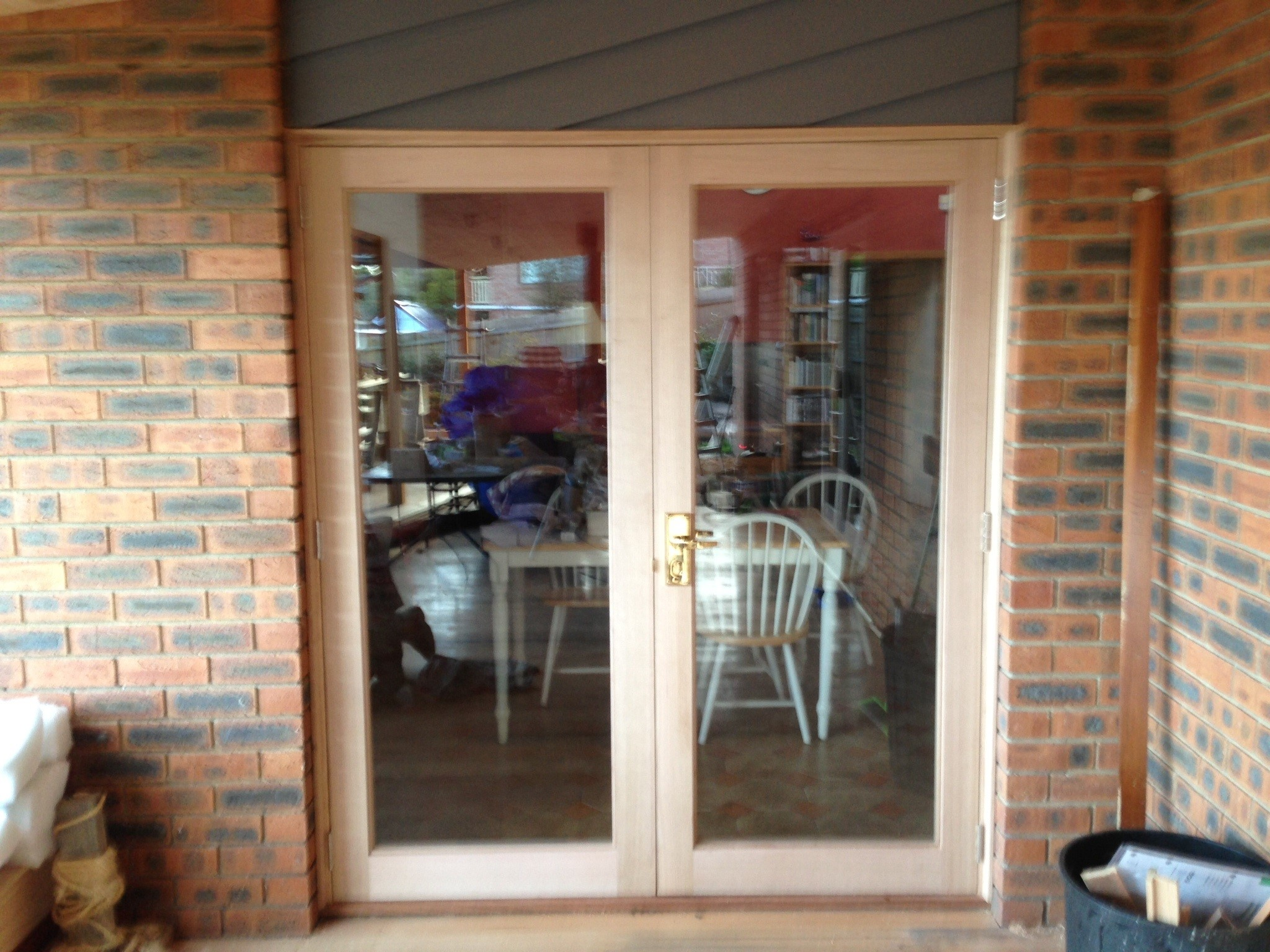 Timber Glass Doors Timber French Doors Doorand Window Exchange