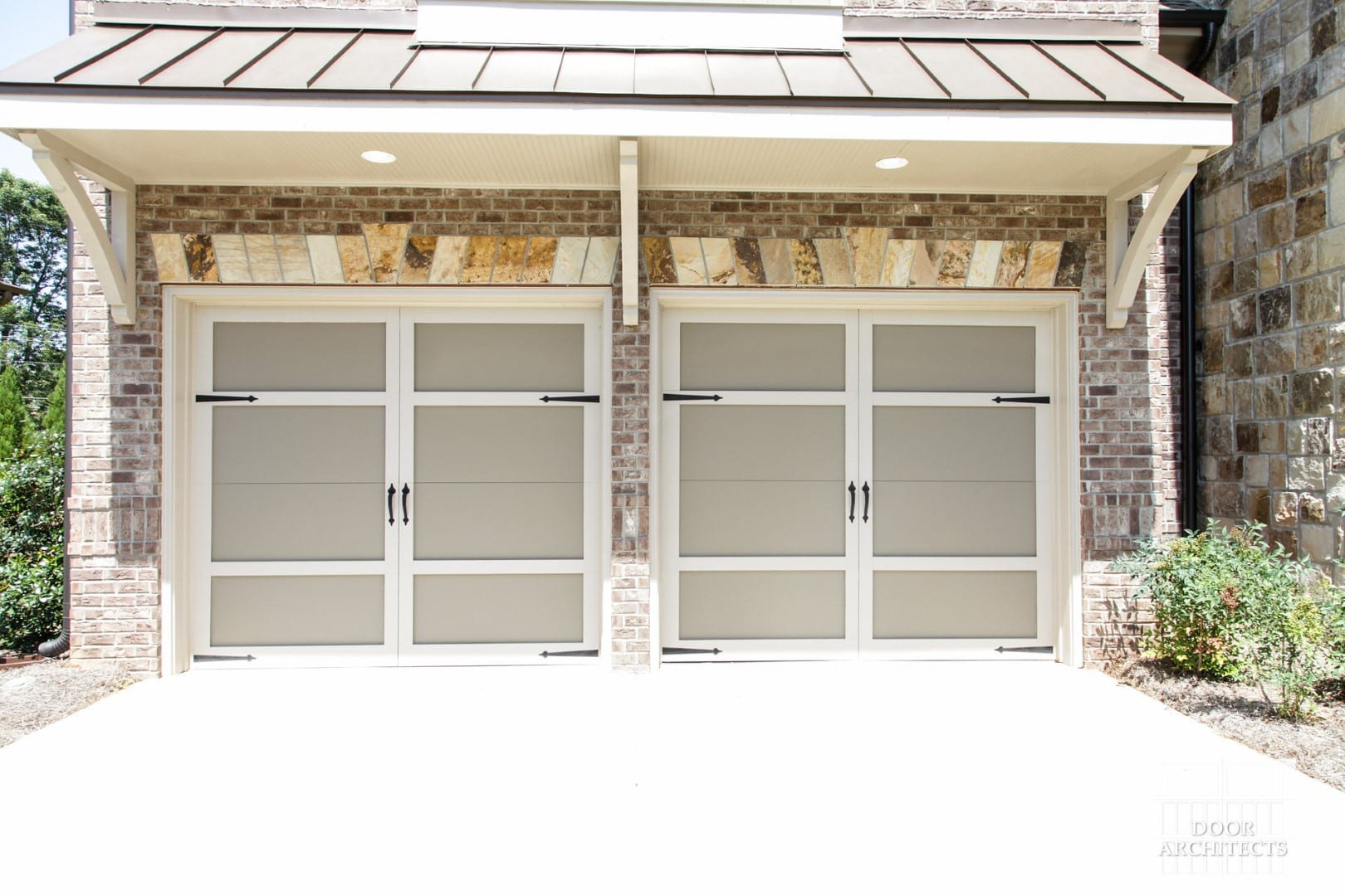 Garage Doors Knoxville Stamp Steel Doors Door Architects Llc