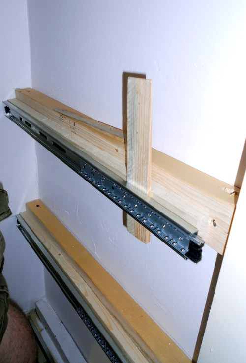 Medium Of Pull Out Pantry Shelves