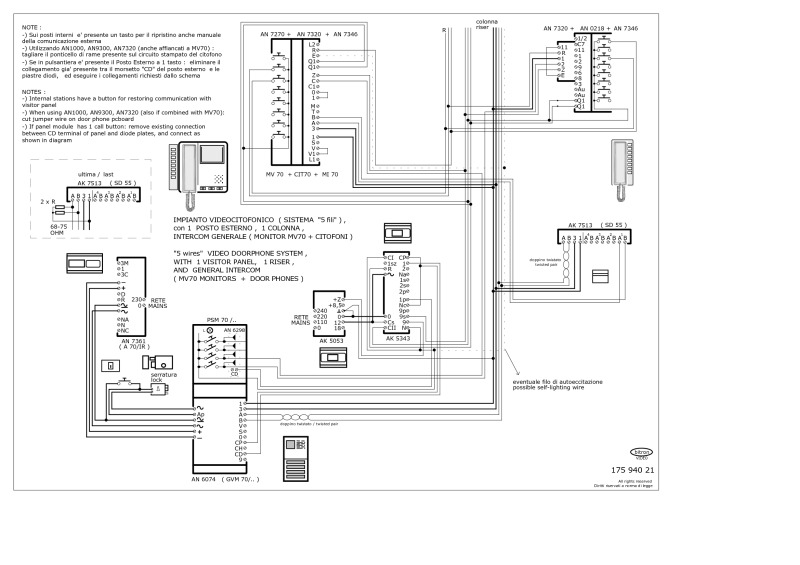 intercom wiring page 2