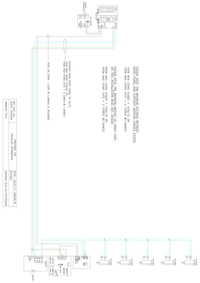 bpt x1 wiring diagram