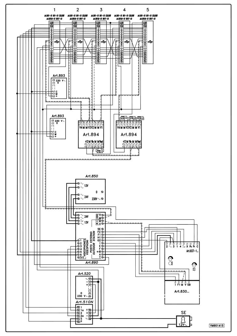 lenel wireless wiring diagrams