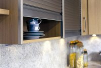 Roll Up Door Cabinet | Roll Front Cabinet