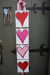 valentines day decorations | Doors by Design