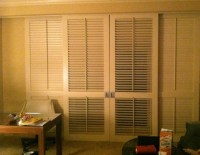 Louvered Interior Doors Types and Design | Home Doors ...