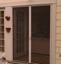 Mirage Retractable screens French doors | Home Doors ...