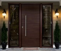 Choosing Contemporary Front Door Designs And Styles   Home ...