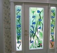 Decorative Leaded Glass Door Inserts Choosing Tips | Home ...