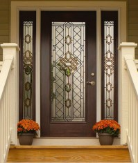 Beautiful decorative glass door inserts for front doors ...