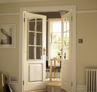 Installing Prehung Interior French Doors ...
