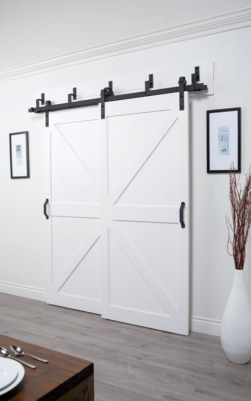 Barn Door Hardware Doorsmith Proud Canadian Supplier - Barn Door Track Canada