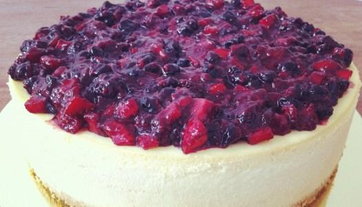 Cheesecake perfeito no Brasil ?!?! Uma melhor que a outra….