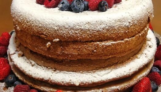 Naked Cake – Aprenda a receita deste bolo maravilhoso