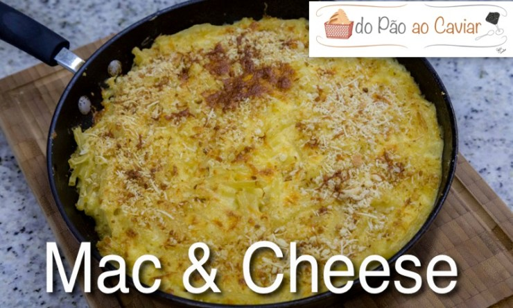 mac and cheese colage
