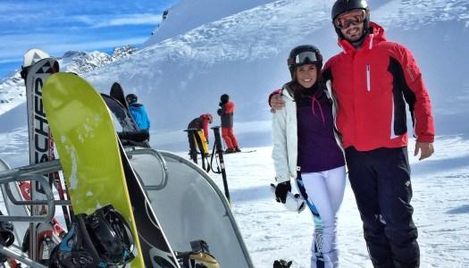 Ski em St.Moritz
