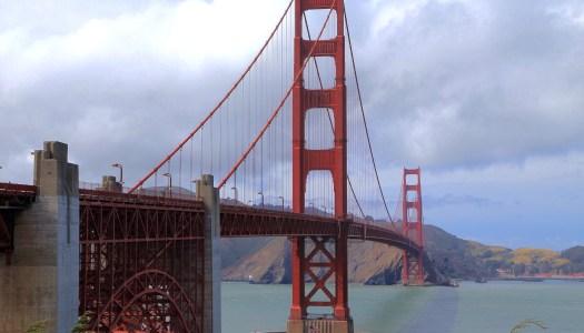 Uma viagem dos sonhos para a Califórnia