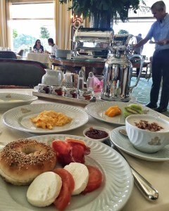 café da manhã no four seasons