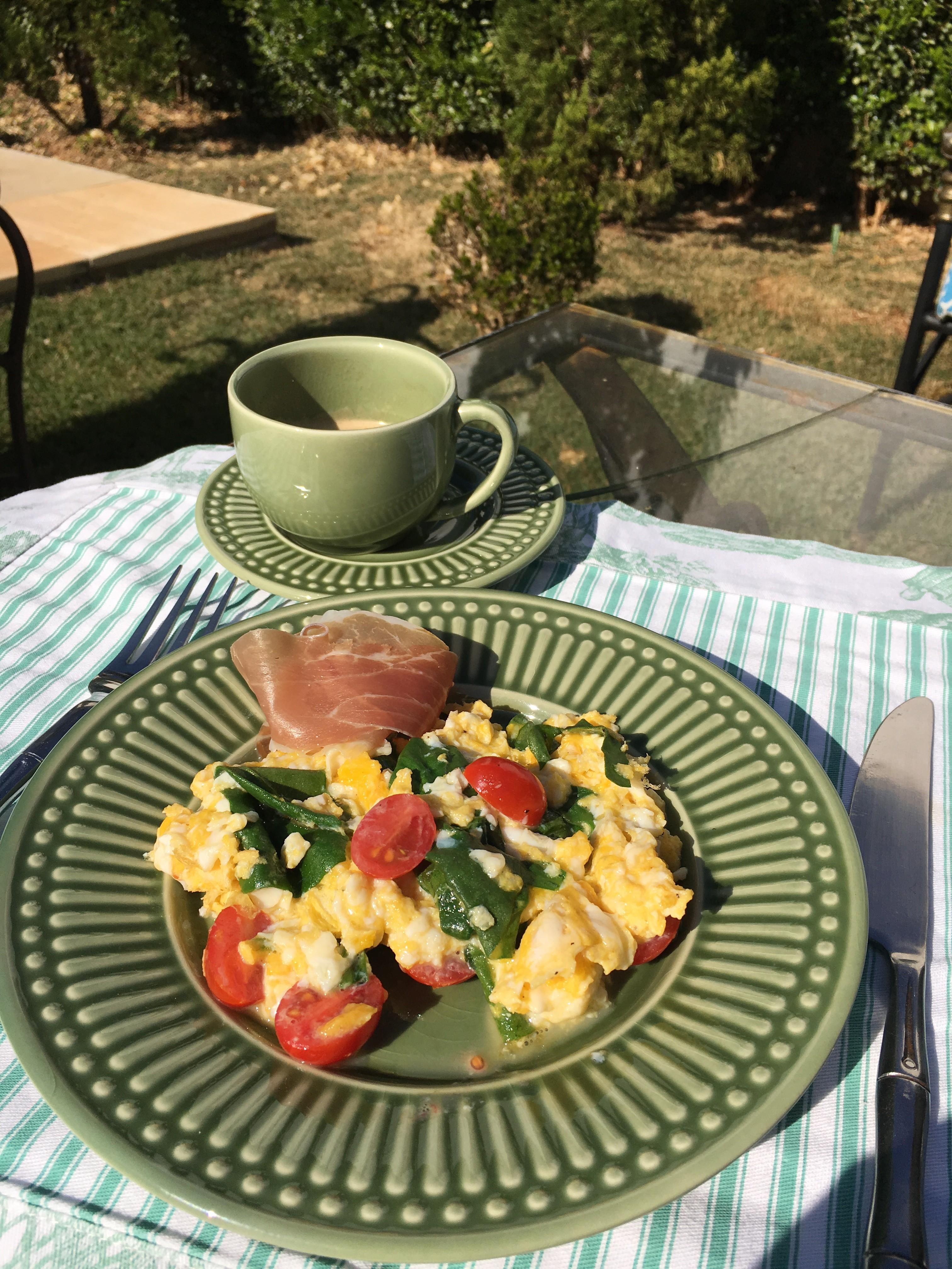 café da manhã Whole 30