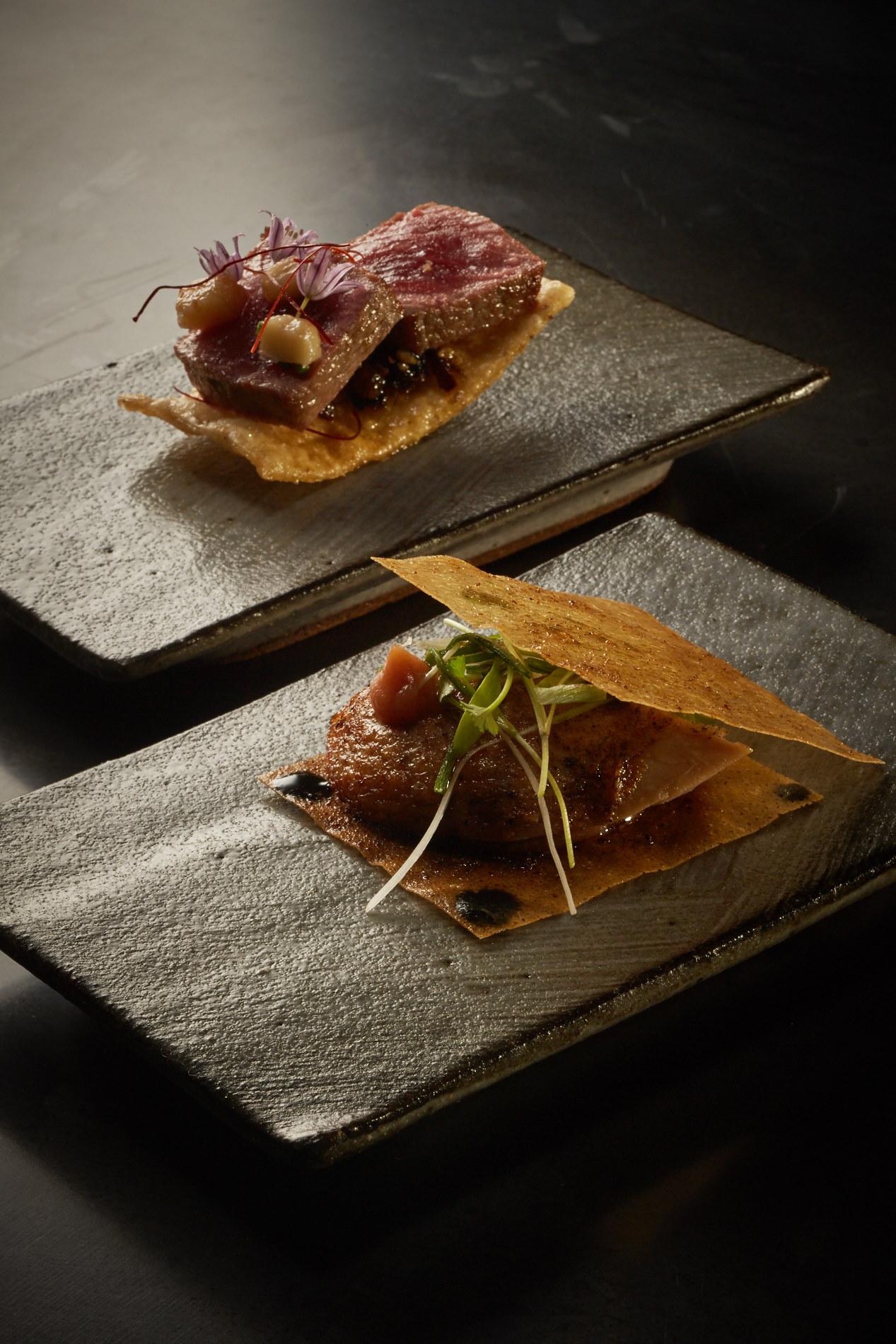 Peking-quail-sandwich