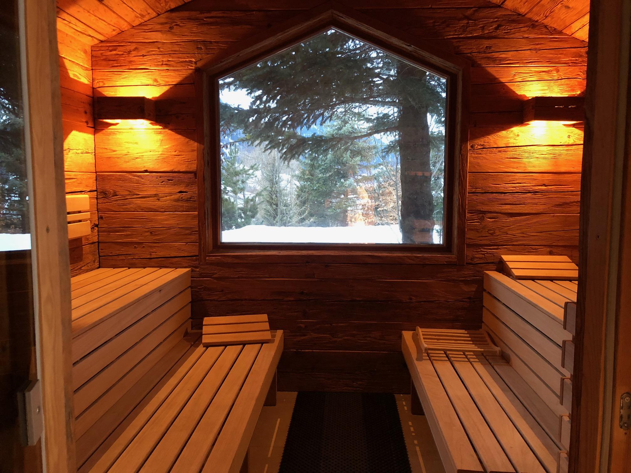 Tannenhof sauna