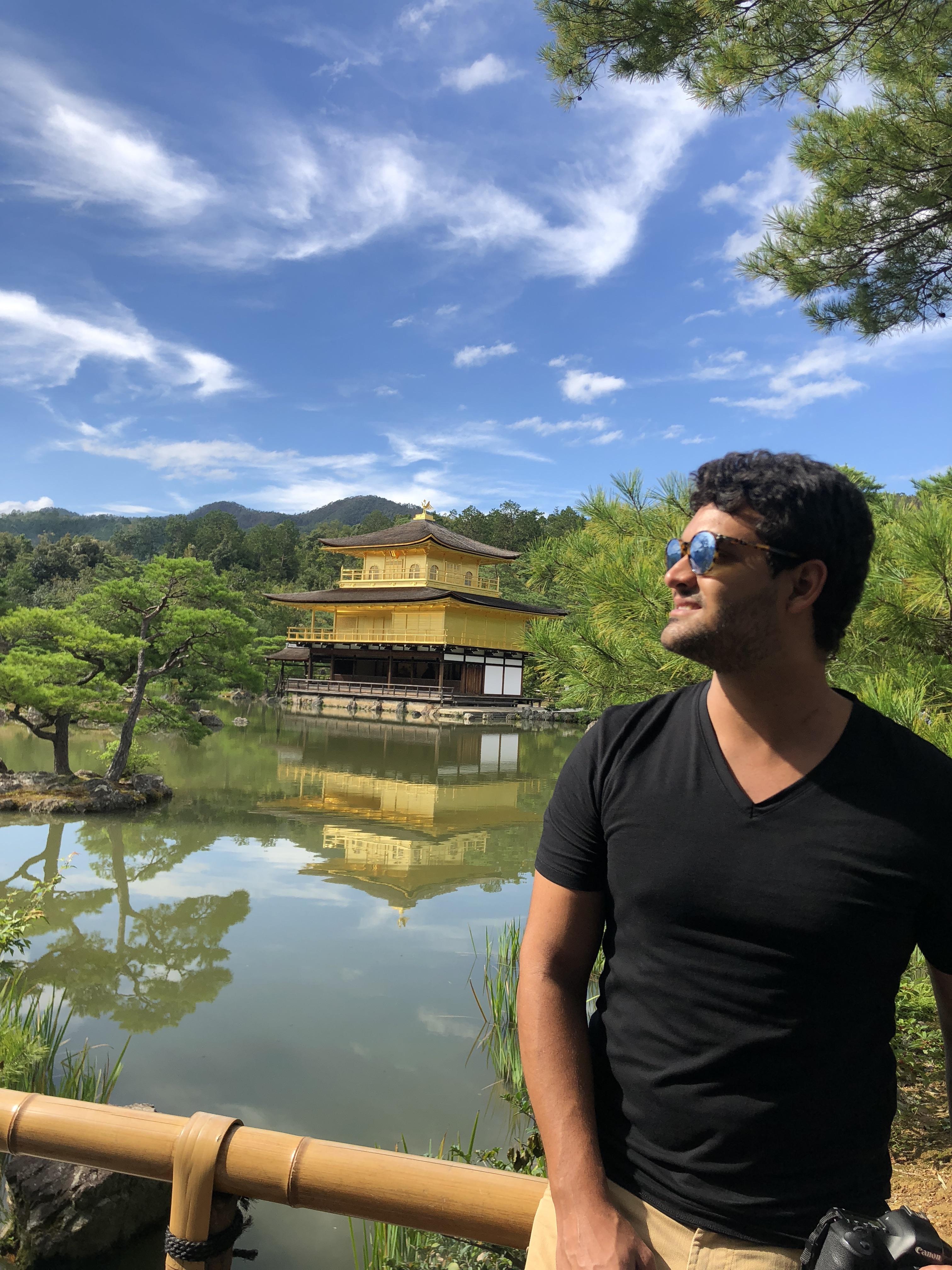 golden temple kyoto 2
