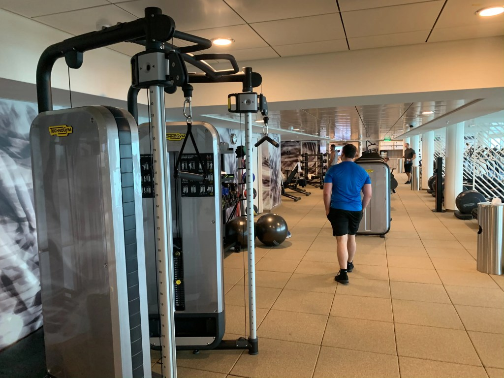 norwegian encore gym 5