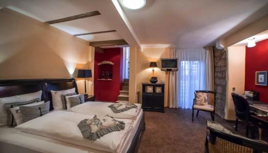 (Português do Brasil) Hotel Herrnschloesschen Rothenburg