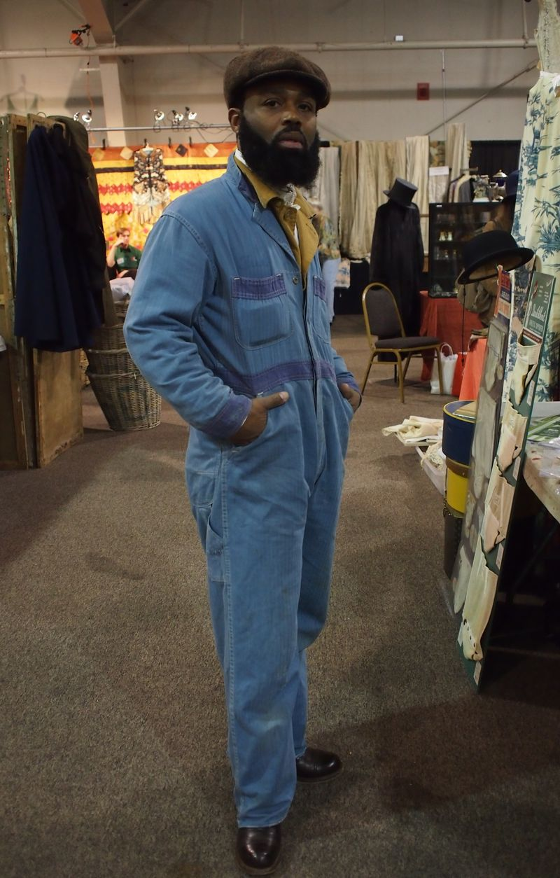 Amsterdam Furniture Coveralls | That's One Dope Ass Canadian Tuxedo