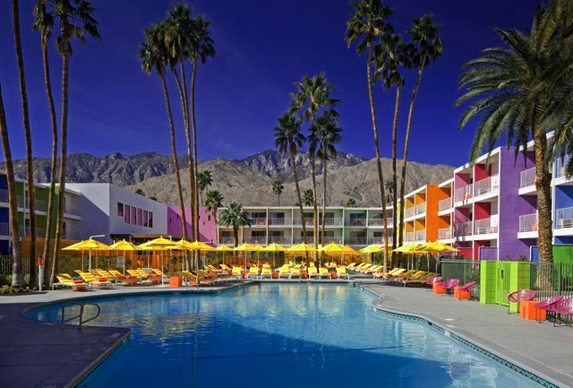 Dinah Guide Stay At The Saguaro Palm Springs Dopes On