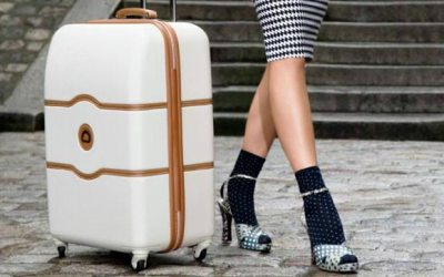 Win a trip for 2 + $1000 in Delsey's Fly Me to Paris Giveaway