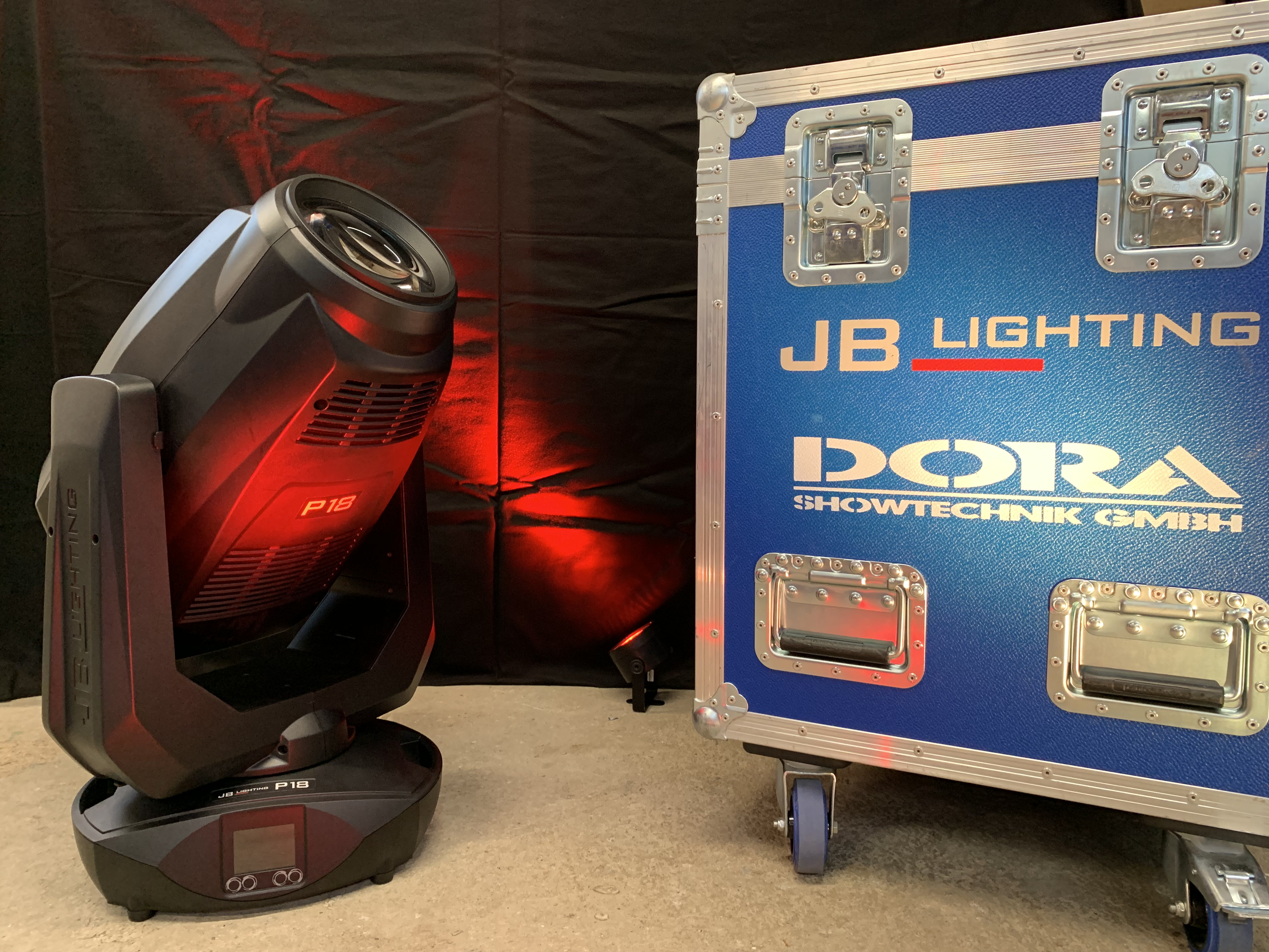 Jb Lighting Service Licht Dora Showtechnik Gmbh Full Service Eventtechnik