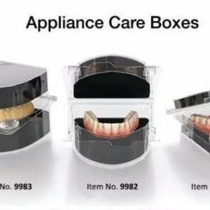 appliance care boxes