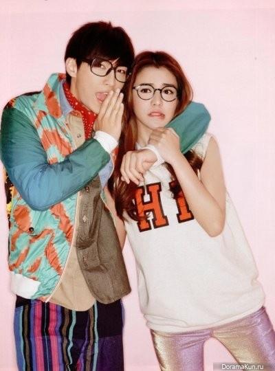 Aaron Yan Fall In Love With Me Wallpaper Official Aaron Yan Ya Lun ♡ Tia Li Yu Fen ♡fall In Love
