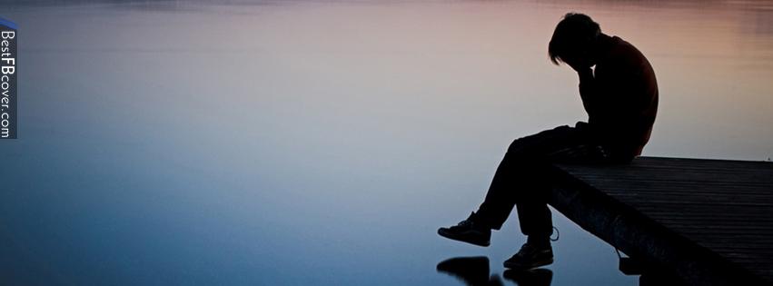 A Girl Sitting Alone Wallpapers أغلفة فيس بوك للشباب مجموعة اغلفة فيس شبابية غلاف فيس