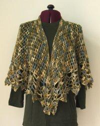 >What Im not wearing today: Elegant Ewe All Shawl | Doris ...