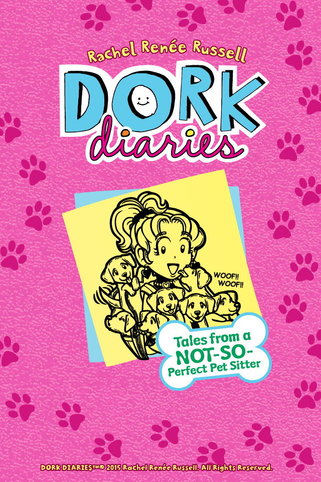 Iphone Book Wallpaper Tales From A Not So Perfect Pet Sitter Wallpaper Dork