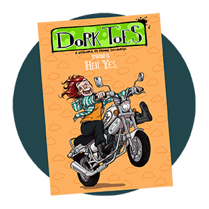 DorkToes #2 OUT NOW!