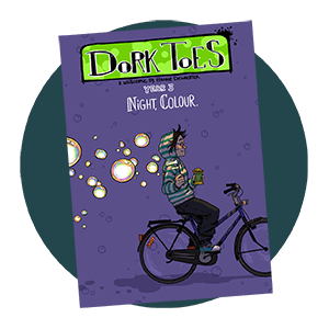 DorkToes #3 OUT NOW!