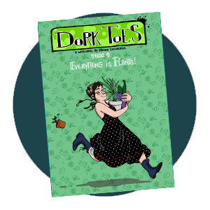 DorkToes #4 OUT NOW!